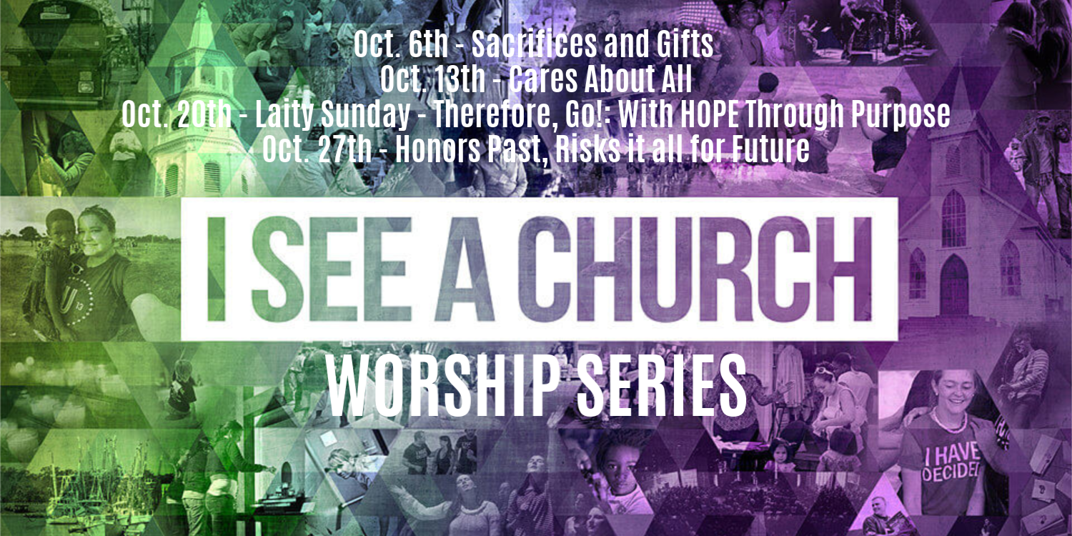 I See A Church Worship Series  Andover UMC