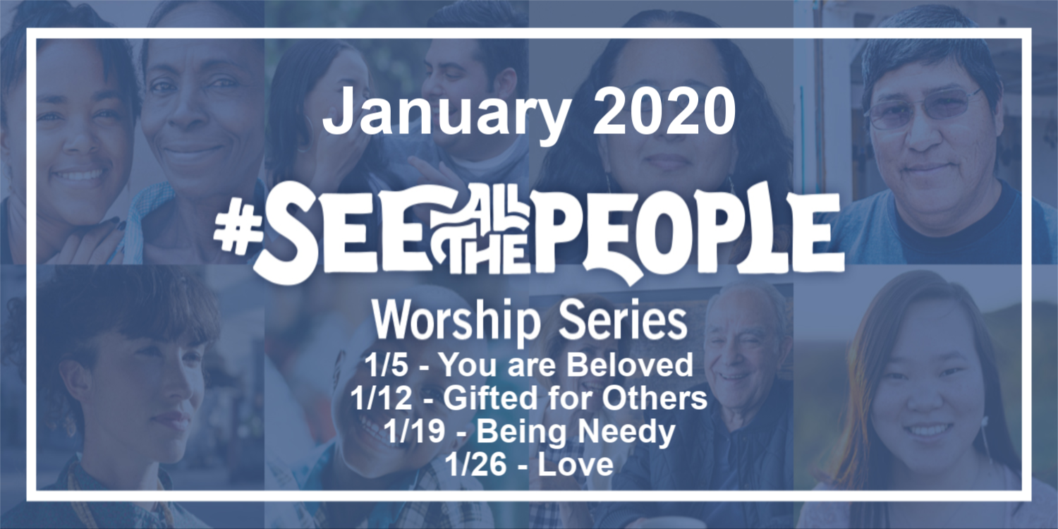 See All The People Worship Series Andover UMC