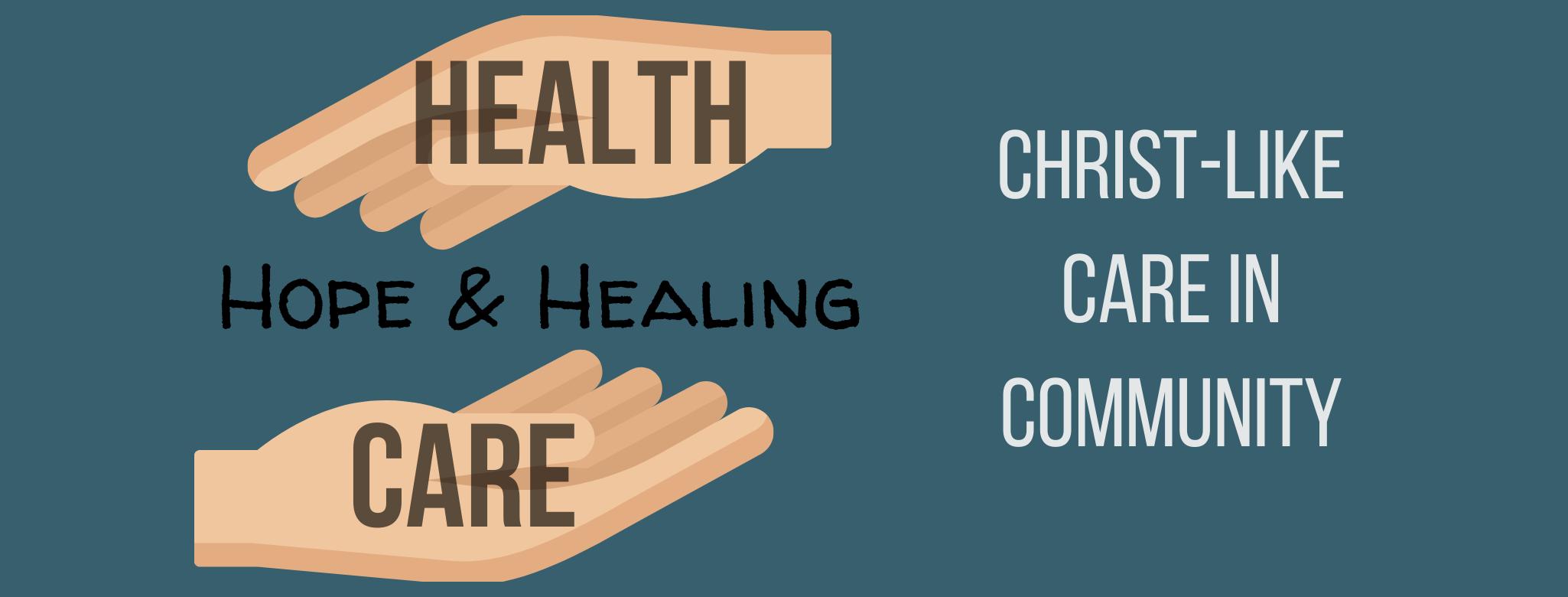 Andover UMC Health-Hope & Healing Worship Series 2021